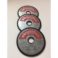MINI CUT OFF DISCS 50mm SUIT PROXXON, SONIC CUT OF SAWS. 3 PCE PACK