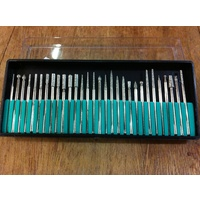 Diamond Grinding Burrs 30 Piece Set